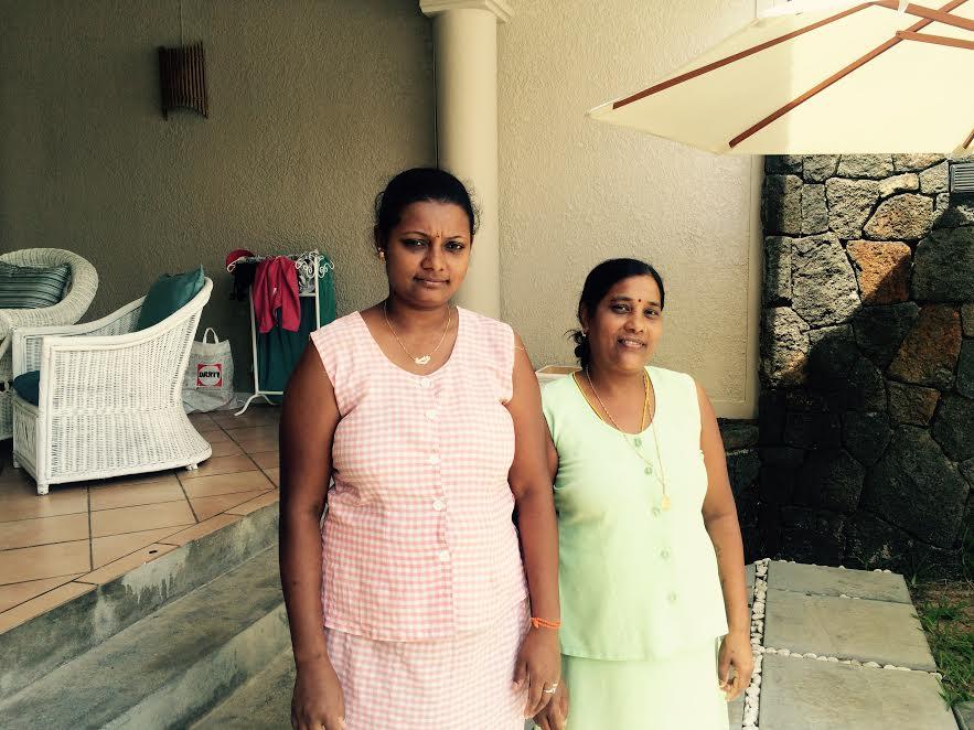 Regha et Sweta. La Femme Qui Marche.