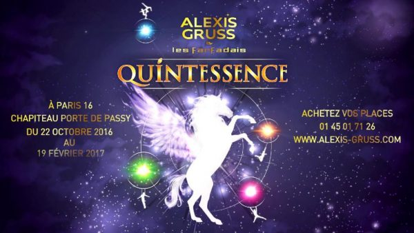 Quintessence_Alexis_Gruss_affiche.