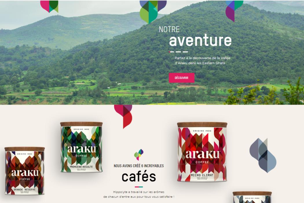 Souvent Araku ou le nom d'un café indien. | La Femme Qui Marche XN14