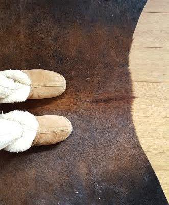 hygghe chaussons UGG