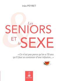 les seniors et le sexe. Couverture. Editions Dauphin.