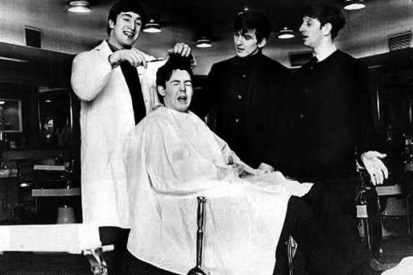 BEATLES pAUL mC CARTNEY. Coiffeur.