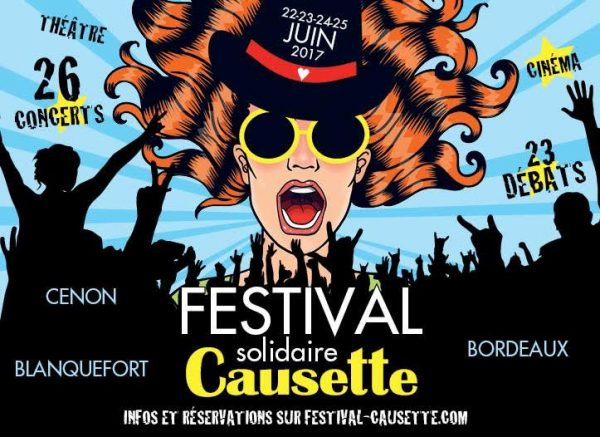festival causette affiche