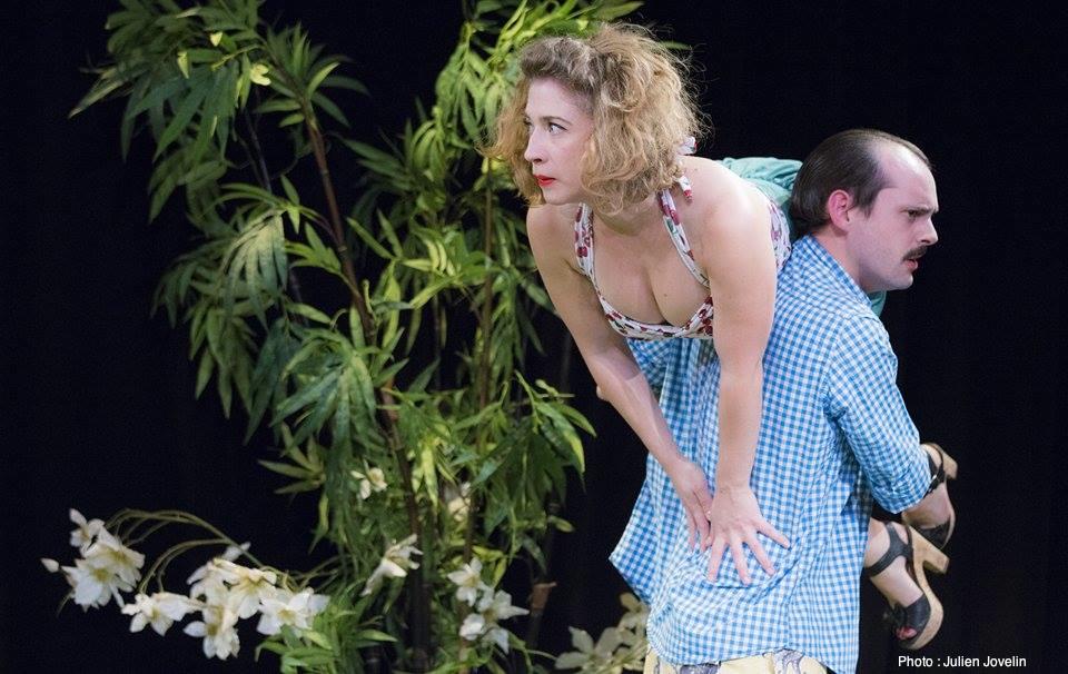 theatremichel-jeudel'amouretduhasard. SOUBRETTE