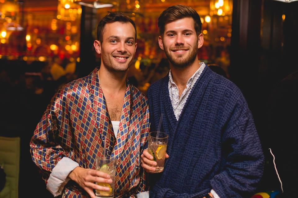 citizenM soirée pyjama