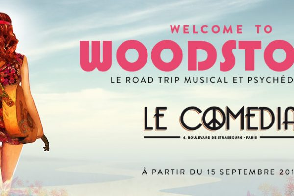welcome to woodstock. au comedia. road trip muscial.