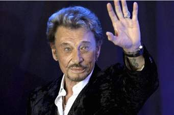 johnny hallyday et sa destroyance.