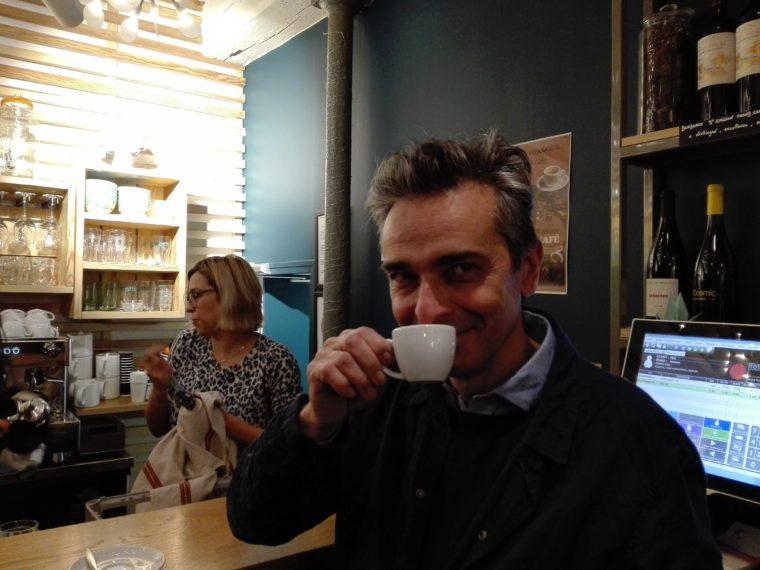 Culture café. Terres de café.Christophe Servell.