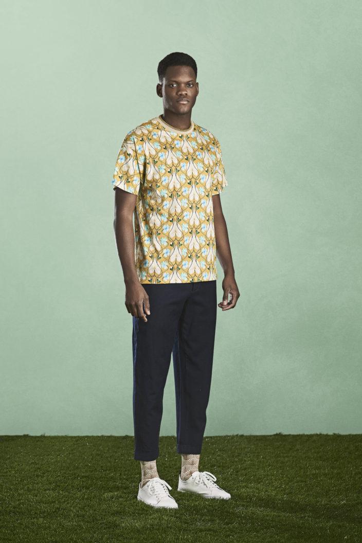 MOSAERT T-shirt 6 en coton - 85e
