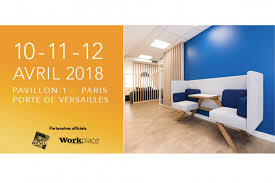 workspace expo porte de versailles. mobilier et aménagement de bureau.