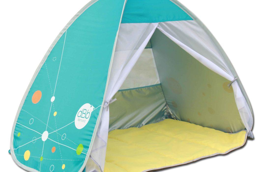 Grande tente anti uv