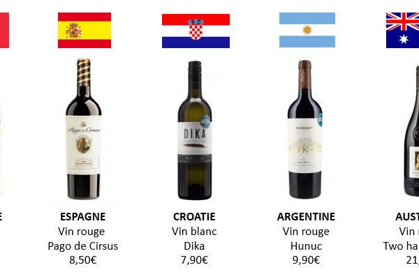 coupe du monde de football : on boit du vin ?