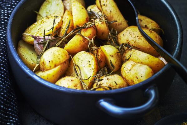 pommes de terre primeurs : on les adore.
