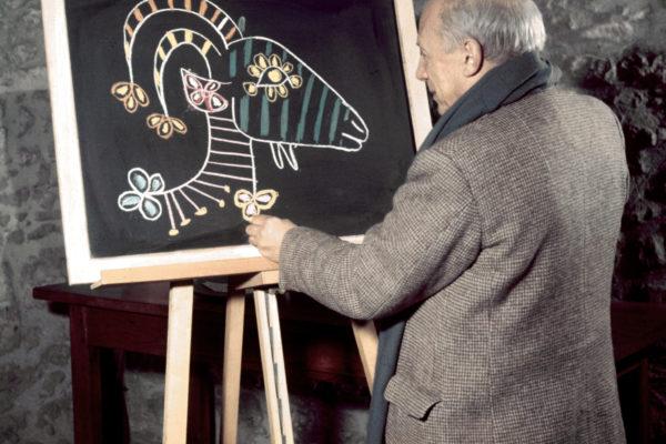 Pablo Picasso - Tableaux 01