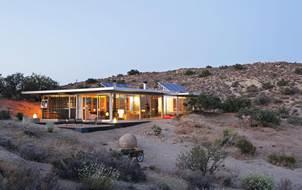airbnb : louer le logement d'un grand architecte. (suite).