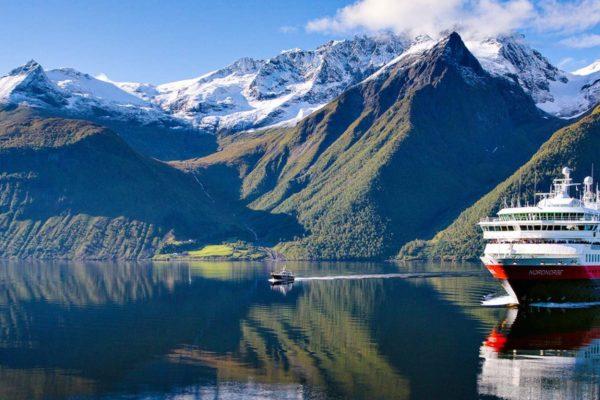 Hurtigruten : du poisson dans le moteur des navires de croisière.