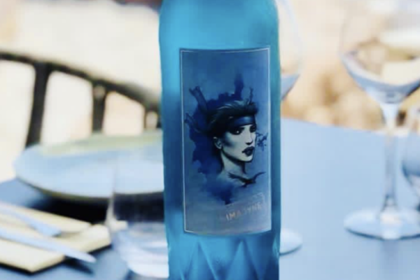 vin bleu. corse. « imaJYne »