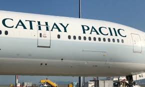 Cathay Pacific, billet.
