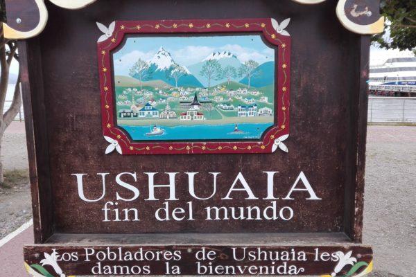 ushuaia. et le centolla.
