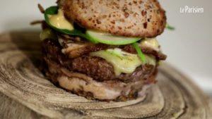 meilleurs burgers 2019 :  anthony verset et brice morvent.