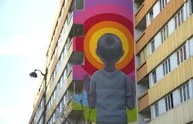 13 ème arrondissement de paris : street art et…..