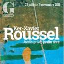 Ker-Xavier Roussel. Giverny. Musée des impressionnismes. La Femme Qui Marche