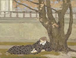Ker-Xavier Roussel. Musée des Impressionnismes. La Femme Qui Marche