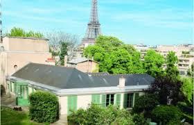 Maison Balzac rue Raynouard. La Femme Qui Marche
