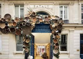 paris et la semaine mondiale de la gastronomie italienne. eataly marais.