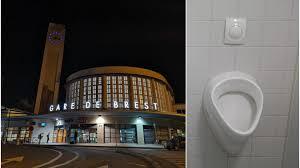 gare de brest. toilettes payantes pour hommes et femmes. pépite sexiste ?