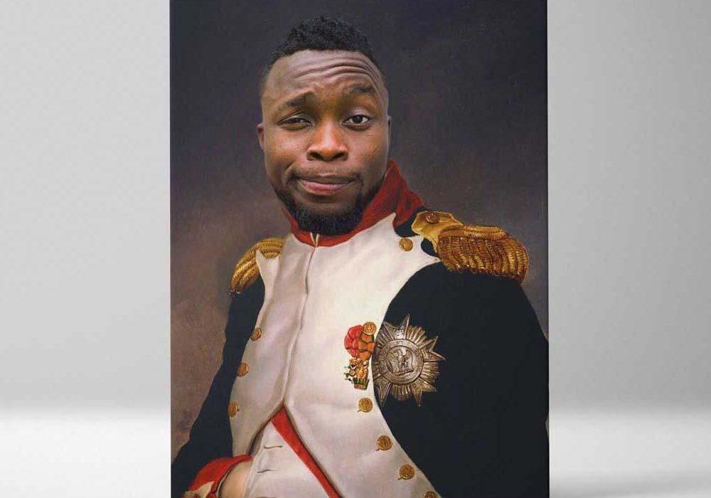 starface. Se voir en Napoléon