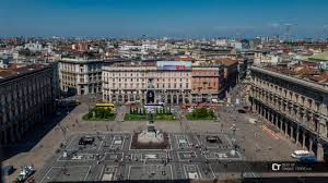 Milan. interdiction de fumer  dans certains lieux publics.