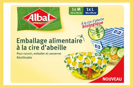emballage alimentaire Albal