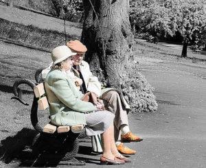 vieillir au côté d'un conjoint optimiste diminue les risques d'Alzheimer.