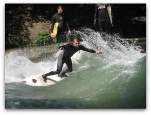 Surf Munich spot