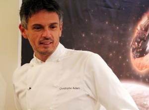 Adam Christophe. Portrait.