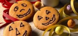 Biscuits parfumés à la citrouille.