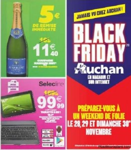 Black Friday Auchan.