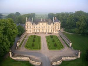 Château de Raray. Oise