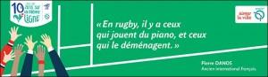 En rugby, il y a ceux qui jouent du piano et ceux qui le déménagent.