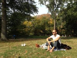 Central Park. Crédit Photos : Charlotte Becquart.