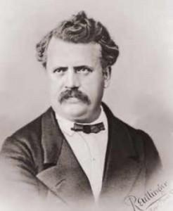 Louis Vuitton. Portrait. Asnières.