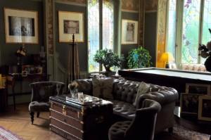 Louis Vuitton. Salon. Asnières