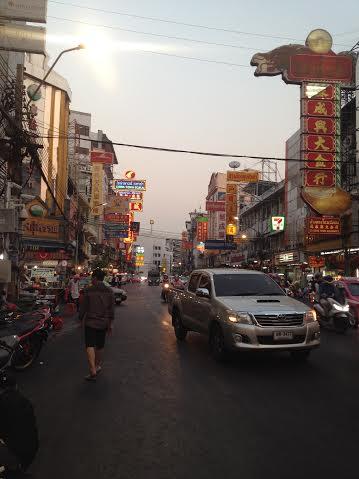 bangkok 4 de nuit.