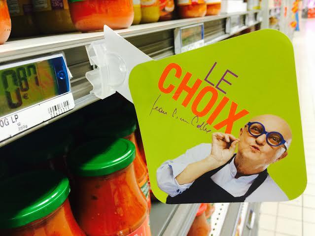Jean-Pierre Coffe. Leader Price. Sauce tomate.