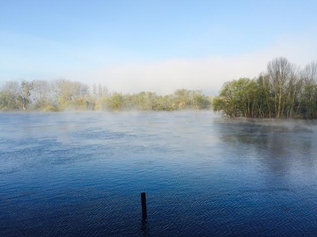 les andelys la brume