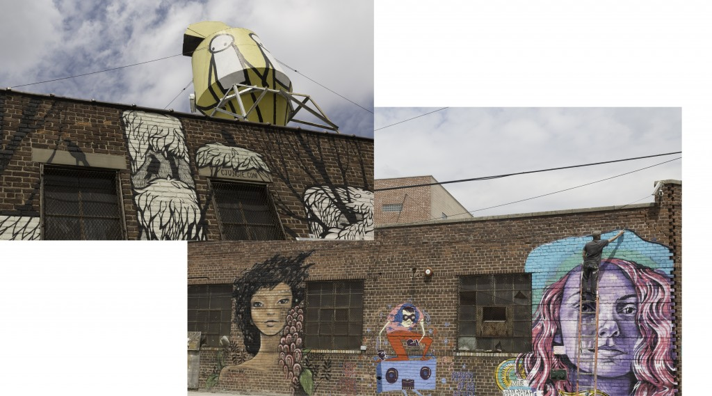 NY Ensemble Grafitis
