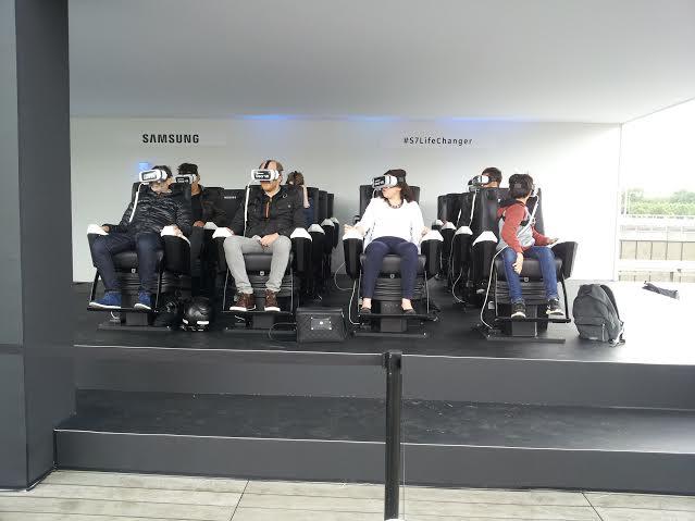 Samsung. Casque