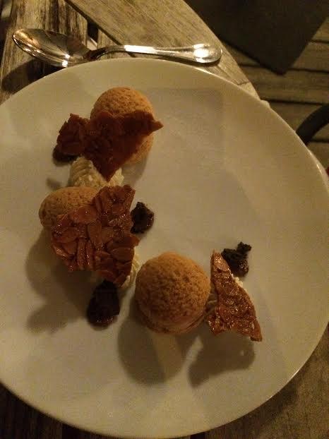 La Co(o)rniche. dessert