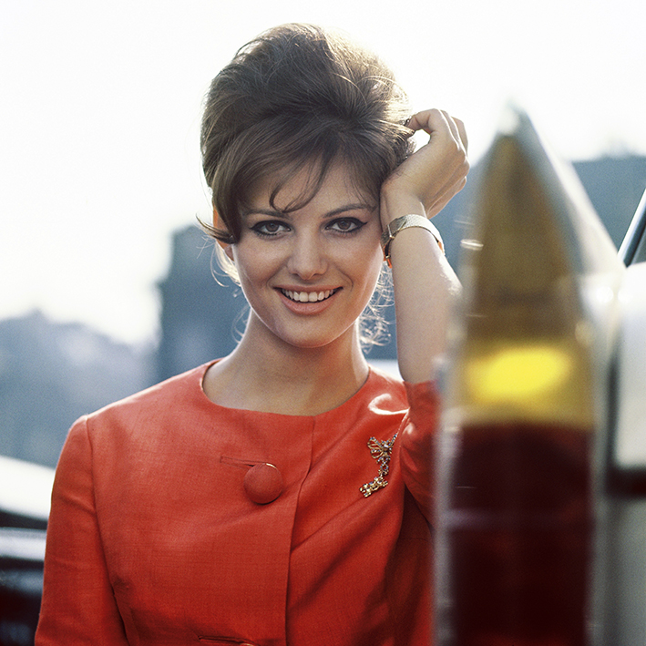Claudia Cardinale. 1959.